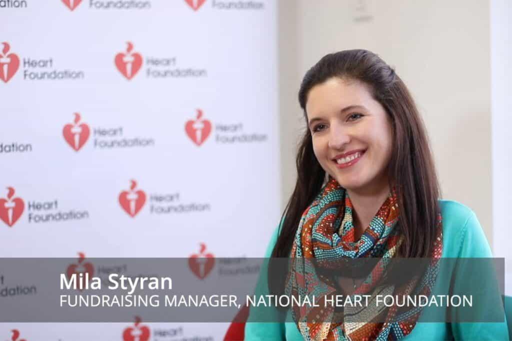 heart foundation testimonial
